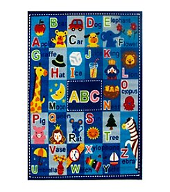 Fun Rugs® Fun Time® Letters and Name Rugs