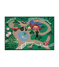 Fun Rugs® Fun Time® Farm Roads Rug