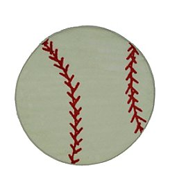 Fun Rugs® Fun Time® Baseball Rug