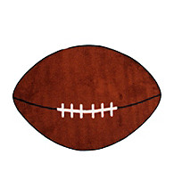 Fun Rugs® Fun Time® Football Rug