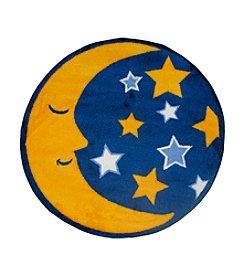 Fun Rugs® Fun Time® Moon and Stars Rug
