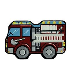 Fun Rugs® Fun Time® Fire Engine Rug