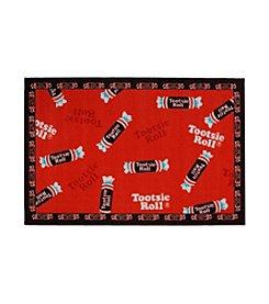 Fun Rugs® Tootsie Roll Candy Rug