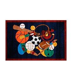 Fun Rugs® Supreme Sports America Rug
