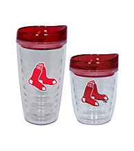 TNT Media Group Boston Red Sox Slimline Tumbler with Color Lid