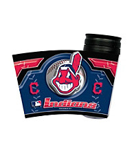 TNT Media Group Cleveland Indians Insulated Travel Tumbler