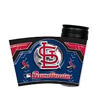 TNT Media Group St Louis Cardinals Insulated Travel Tumbler