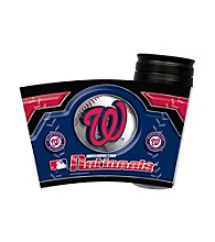 TNT Media Group Washington Nationals Insulated Travel Tumbler