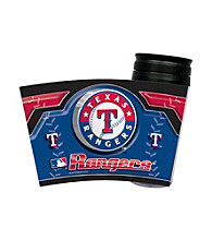 TNT Media Group Texas Rangers Insulated Travel Tumbler