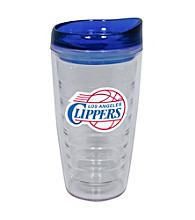 TNT Media Group Los Angeles Clippers 16oz Slimline Tumbler with Color Lid