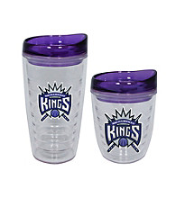TNT Media Group Sacramento Kings Slimline Tumbler with Color Lid