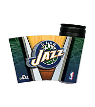 TNT Media Group Salt Lake City Jazz Insulated Travel Tumbler