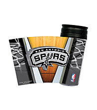 TNT Media Group San Antonio Spurs Insulated Travel Tumbler