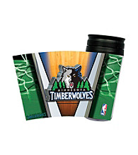 TNT Media Group Minneapolis Timberwolves Insulated Travel Tumbler