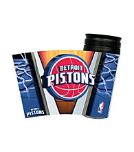 TNT Media Group Detroit Pistons Insulated Travel Tumbler
