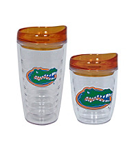 TNT Media Group Florida Gators Slimline Tumbler with Color Lid