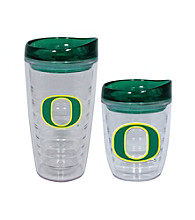 TNT Media Group Oregon Ducks Slimline Tumbler with Color Lid