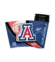 TNT Media Group Arizona Wildcats Insulated Travel Tumbler