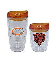 TNT Media Group Chicago Bears Slimline Tumbler with Color Lid