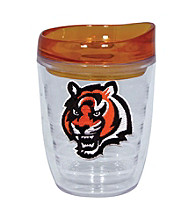 TNT Media Group Cincinnati Bengals Slimline Tumbler with Color Lid