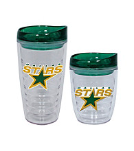 TNT Media Group Dallas Stars Slimline Tumbler with Color Lid