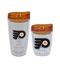 TNT Media Group Philadelphia Flyers Slimline Tumbler with Color Lid
