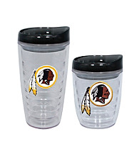 TNT Media Group Washington Redskins Slimline Tumbler with Color Lid