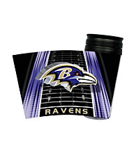 TNT Media Group Baltimore Ravens Insulated Travel Tumbler