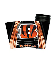 TNT Media Group Cincinnati Bengals Insulated Travel Tumbler