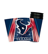 TNT Media Group Houston Texans Insulated Travel Tumbler