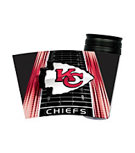 TNT Media Group Kansas City Chiefs Insulated Travel Tumbler