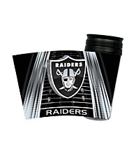 TNT Media Group Oakland Raiders Insulated Travel Tumbler
