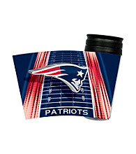 TNT Media Group New England Patriots Insulated Travel Tumbler