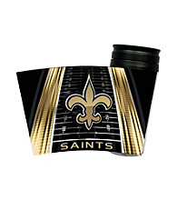 TNT Media Group New Orleans Saints Insulated Travel Tumbler
