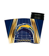 TNT Media Group San Diego Chargers Insulated Travel Tumbler