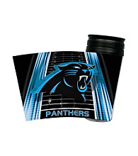 TNT Media Group Carolina Panthers Insulated Travel Tumbler