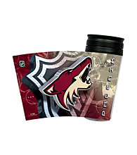 TNT Media Group Phoenix Coyotes Insulated Travel Tumbler