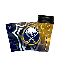 TNT Media Group Buffalo Sabres Insulated Travel Tumbler