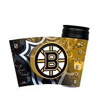 TNT Media Group Boston Bruins Insulated Travel Tumbler