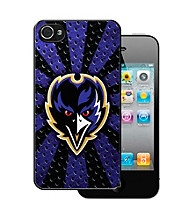 TNT Media Group Baltimore Ravens iPhone 4/4S Hard Case