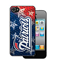 TNT Media Group New England Patriots iPhone 4/4S Hard Case