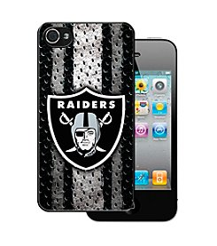 TNT Media Group Oakland Raiders iPhone 4/4S Hard Case