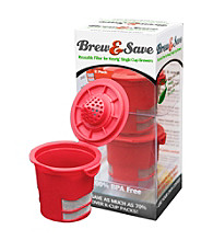 Brew & Save 2-pk. Reusable Filter for Single Cup Brewers