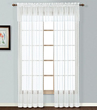 Charlotte Window Panel by United Curtain Co.