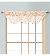 Charlotte Waterfall Valance by United Curtain Co.