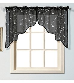 United Curtain Co. Savannah Swag Valance