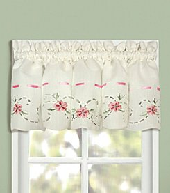 United Curtain Co. Rachael Window Valance