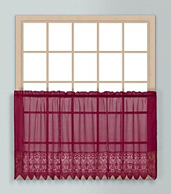 Valerie Window Treatment by United Curtain Co.
