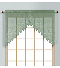 Valerie Window Swag by United Curtain Co.