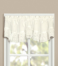 Vienna Window Valance by United Curtain Co.